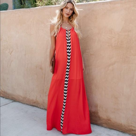 e8346ab58d Vici Dresses   Nwt Halter Maxi Dress   Poshmark